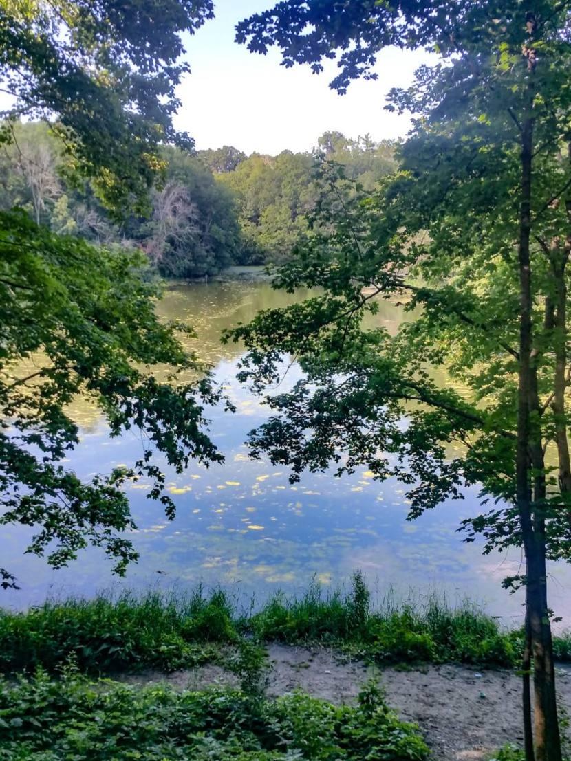 Matthiessen Lake, Matthiessen State Park