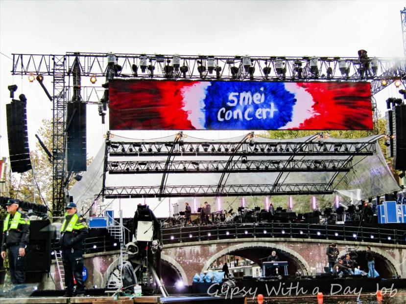 Amsterdam Liberation Day Concert