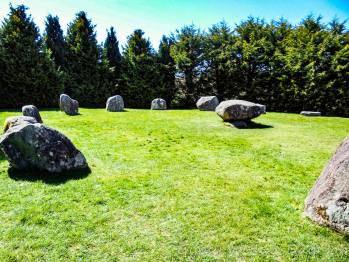 Sights on the Ring of Kerry, Kenmare Stone Circle.