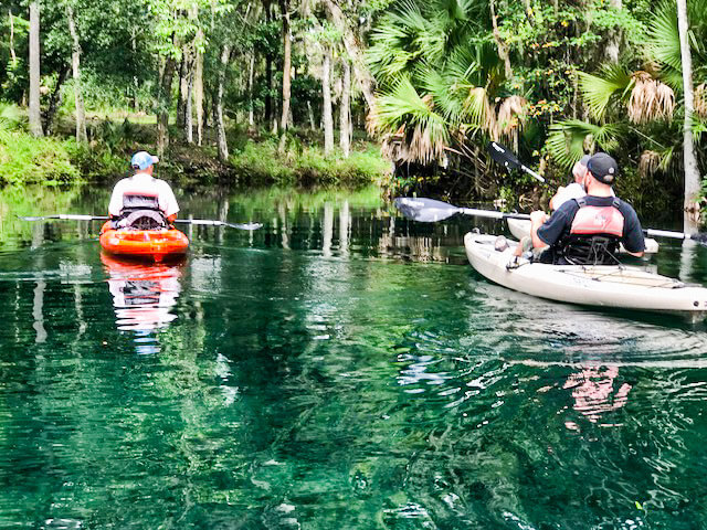 Silver Springs State Park, Ocala, Florida, Kayaking Adventure