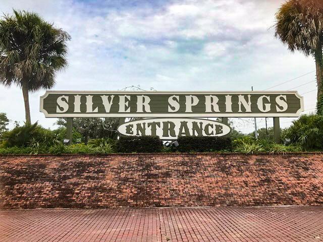 Silver Springs State Park, Ocala, Florida, Kayak Tour Adventure