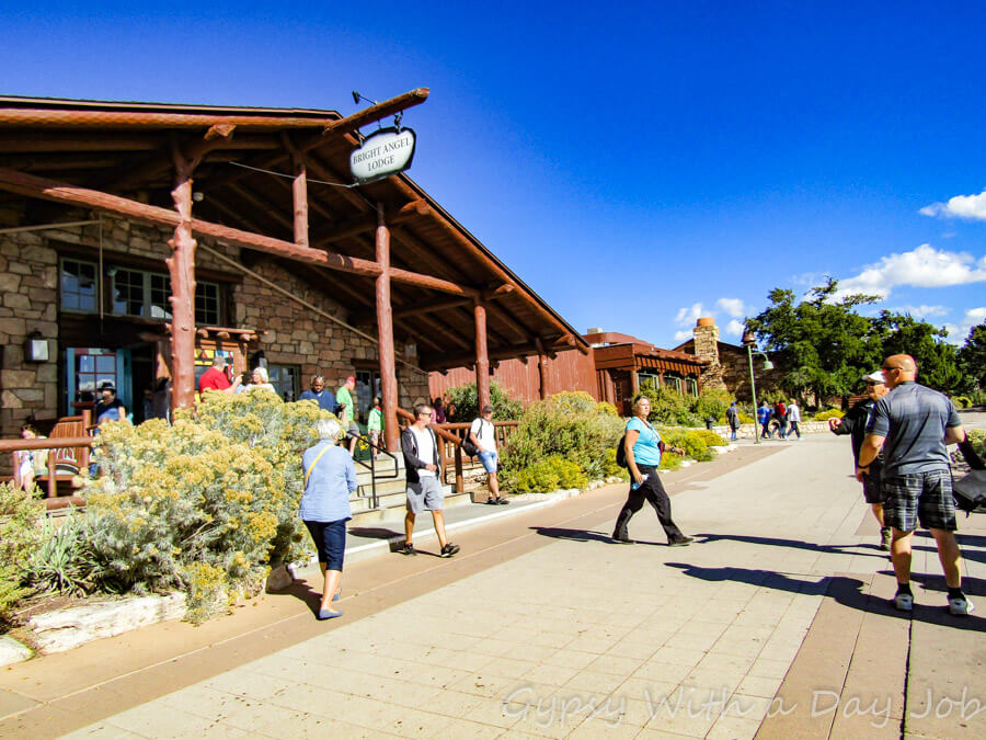 Bright Angel Lodge, Grand Canyon Village, Grand Canyon Day Trip, Grand Canyon Experience, Experience the Grand Canyon.
