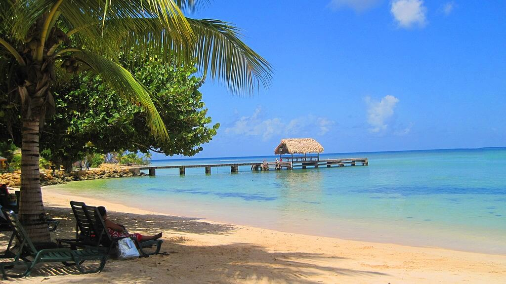 Central America and Caribbean Destinations, Trinidad Beach.