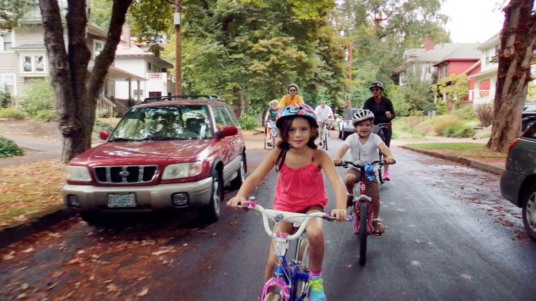 Sunday Parkways promo video (Gyroscope Pictures)
