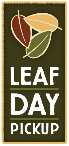 Portland Leaf Day Logo (Gyroscope Creative)