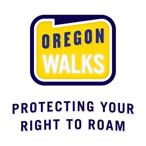 Oregon Walks branding (Matt Giraud, Creative Director, Gyroscope Creative)