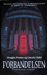 Forbandelsen af Douglas Preston