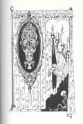 Timerne efter midnat af Sheridan Le Fanu, illustreret af G. Bourne-Taylor