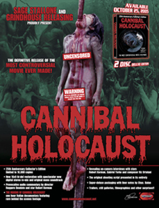 Cannibal Holocoust