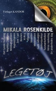 Legetøj af Mikala Rosenkilde