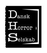 Dansk Horror Selskab. Logoet er designet af Patrick Leis