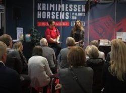 Jeg havde fornøjelsen af at tale med Katrine Engberg på Krimimessens stand til Bogforum 2017