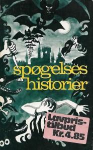 Spøgelseshistorier udvalgt af Hakon Stangerup
