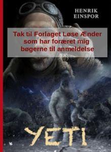 Yeti af Henrik Einspor