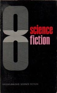 Otte science fiction noveller redigeret af Jannick Storm
