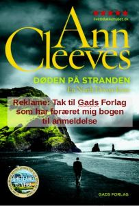Døden på stranden af Ann Cleeves