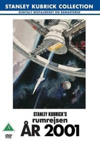 Rumrejsen år 2001 instrueret af Stanley Kubrick