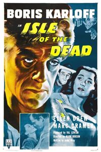 Isle of the Dead (1945) Instrueret af Mark Robson