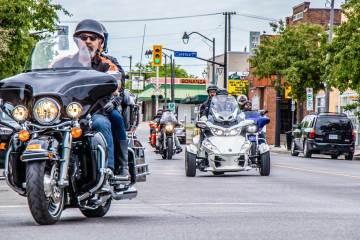 Peewee Memorial Ride 2018
