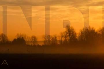 Sunrise. Somewhere In Niagara.
