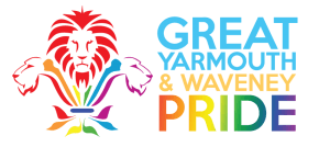 Great Yarmouth Pride, Contact Us, Great Yarmouth and Waveney Pride