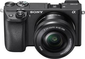 Sony Alpha 6300 Schwarz Mit Objektiv Af E 16 50mm 3 5 5 6 Oss Pz Ab 1245 66 2020 Preisvergleich Geizhals Osterreich