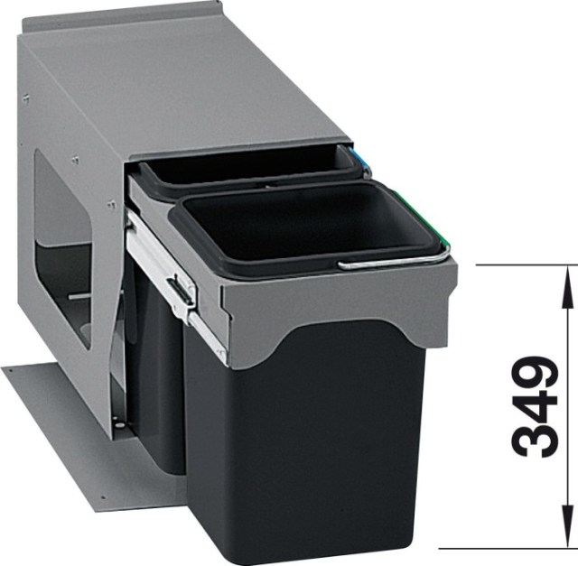 Blanco Compact Econ Einbau-Mülleimer ab € 170,72 (2021 ...