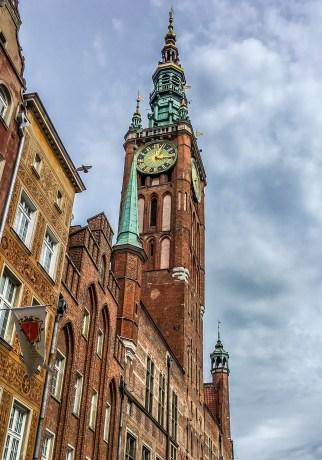 Main Town Hall Gdańsk