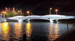 Peace Bridge, Wrocław