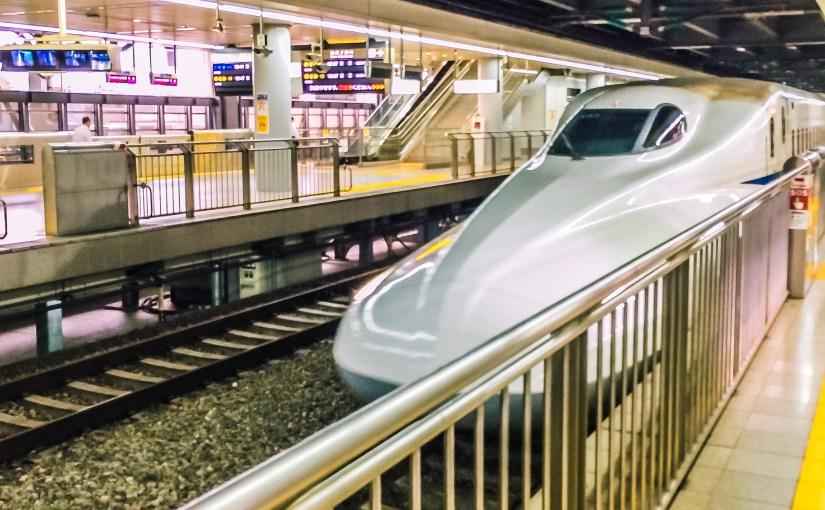 Central Japan with Shinkansen