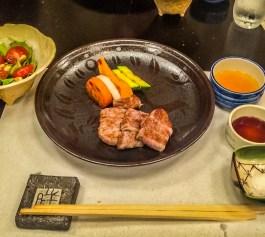 Famous Kobe beef