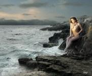 Photocreation: Gonzalo Villar - Model: Kristina Yakimova - Photo of model: Viktoria Ivanenko