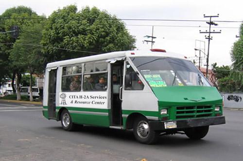 CITA Bus H-2A