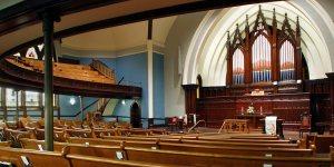 First Congregational Church, Downtown Portland
