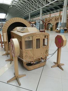新烏日駅コンコース