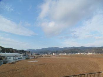 鹿折唐桑駅付近