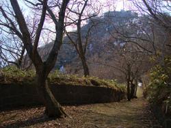 薬師山砲台
