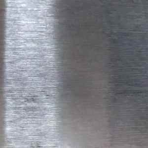 #4 Satin Stainless Steel Sheet Metal- 304 or 430 alloy (satin brushed finish with linear grain)