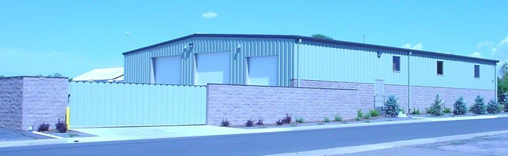 Armco Steelox Building