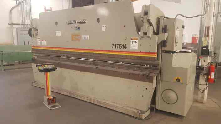 Hemming Brake Press