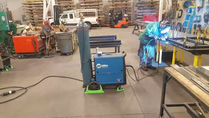 Welding services denver