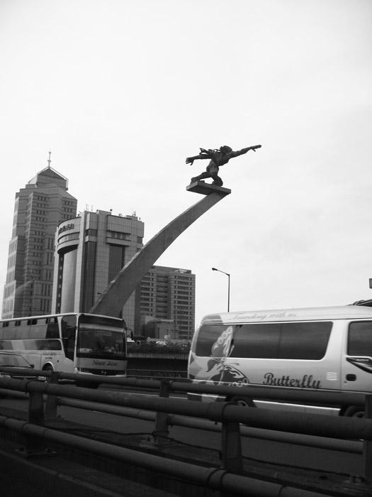 patung pancoran