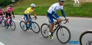 El Team Medellín pedalea desde este domingo para revalidar el título de la Vuelta a Colombia