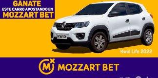 Gánate un carro con Mozzart Bet en la Copa América