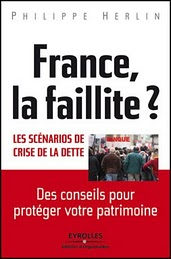 Philippe Herlin : France, la faillite ?