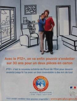 Le PTZ+ (Prêt à Taux Zéro Trop De La Balle) , la soluce !