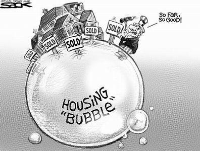 bulle immobilière : so far, so good