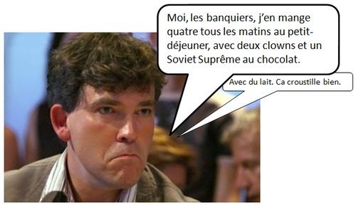 Arnaud Montebourg est un gros dur