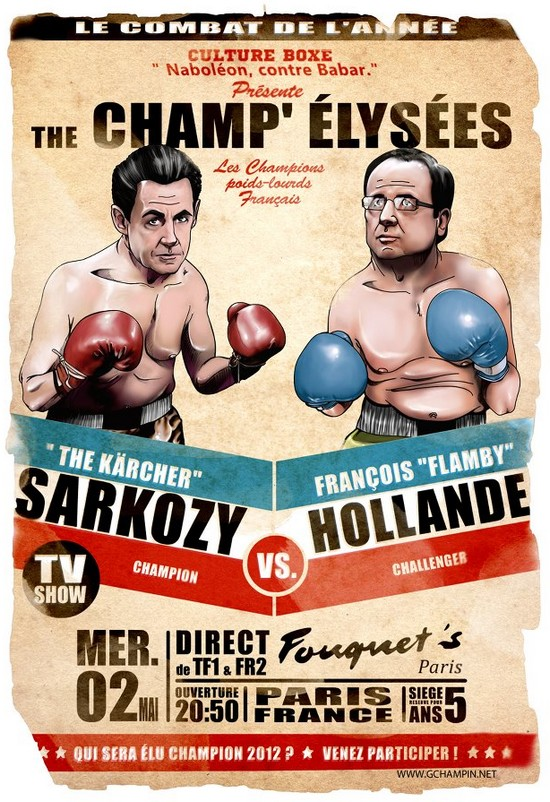hollande vs sarkozy