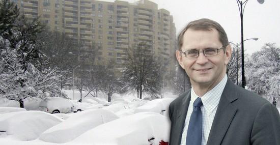 morel lutte contre la neige